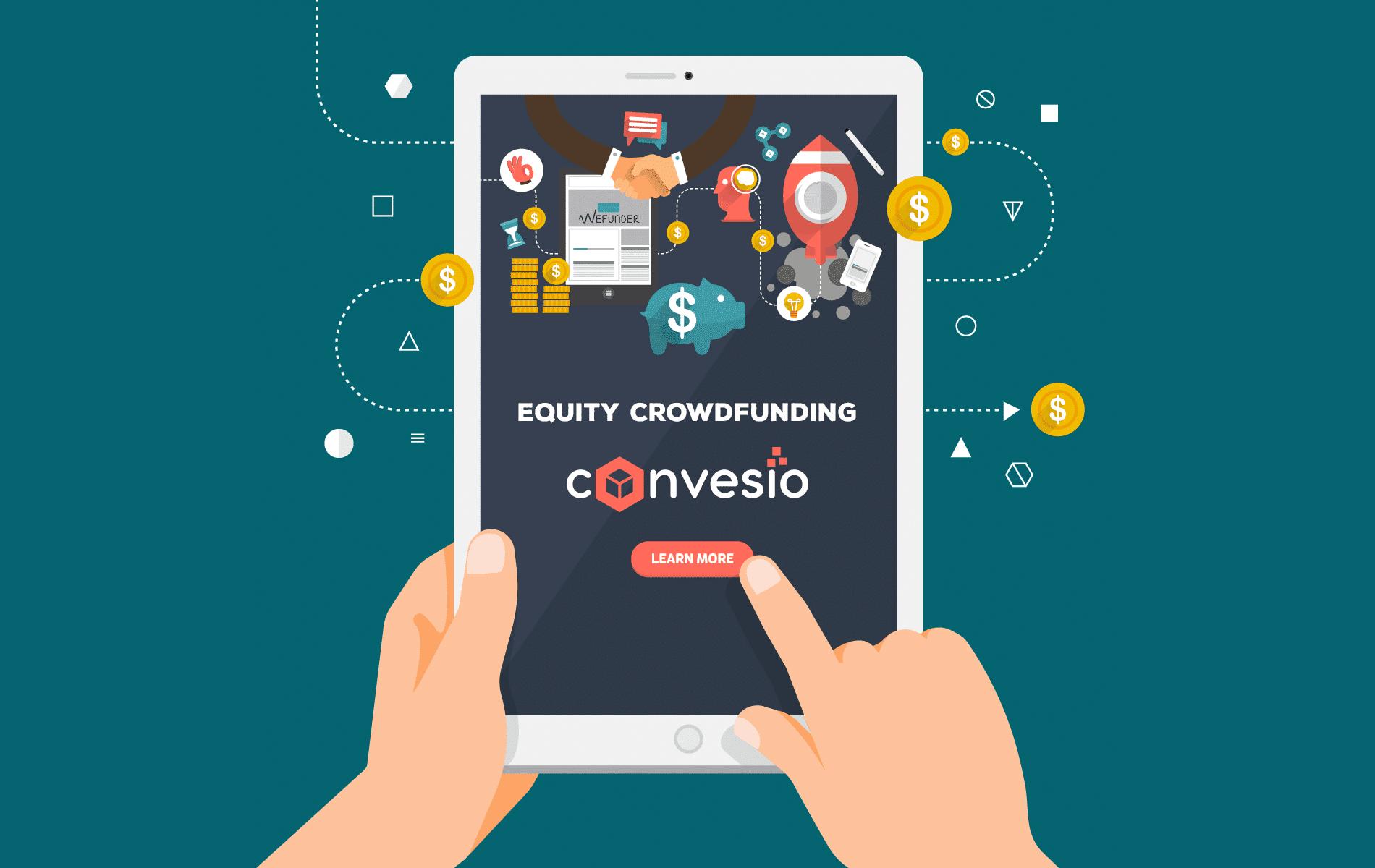 Convesio Crowdfunding